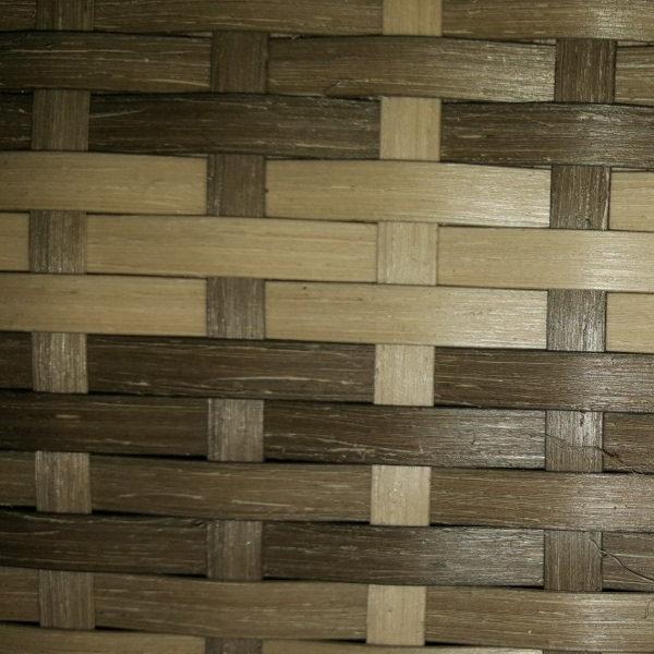 Фото-Искусственный ротанг Flate natural mix производство плетеной мебели