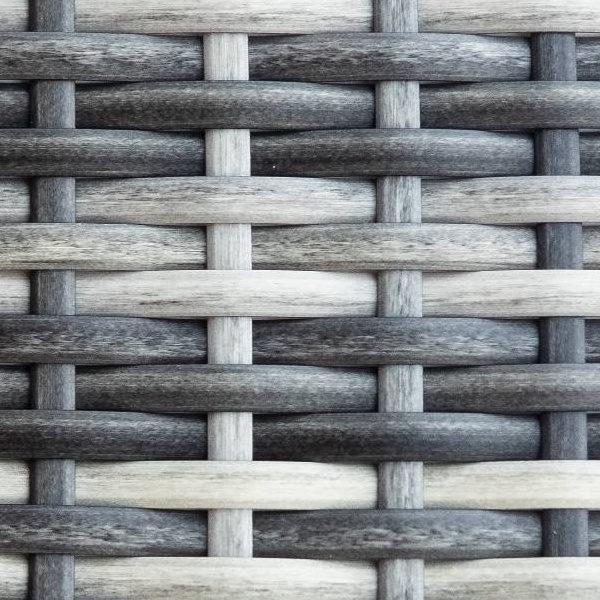 Фото-Фабрика плетеной мебели / Искусственный ротанг Flat Teak grey