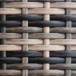 Фото- производство мебели ротанг Искусственный ротанг Flat Teak dark