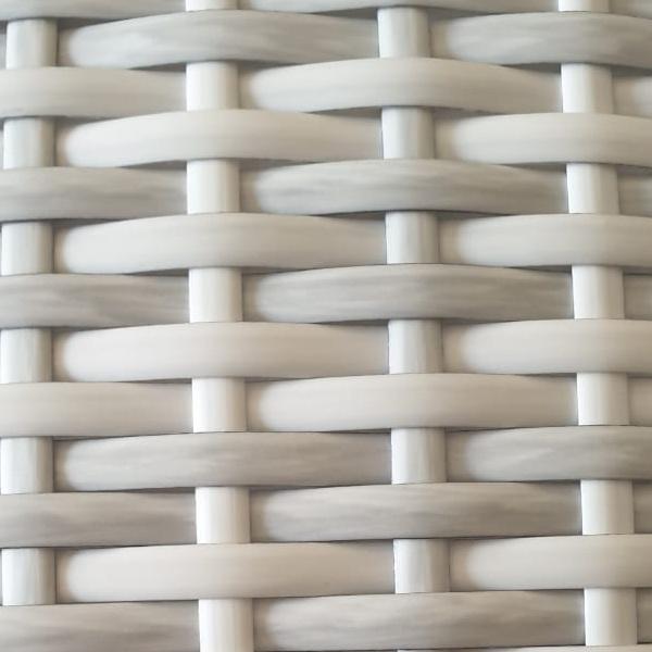 Фабрика плетеной мебели / Искусственный ротанг Flat Teak white