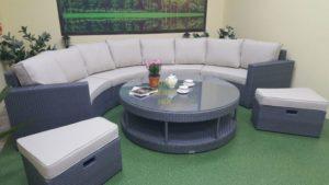 Фото-Meridiana Lounge Мебель из искусственного ротанга