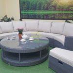 Фото-Meridiana lounge плетеная мебель