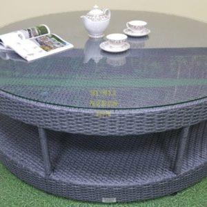 Фото-Meridiana стол из ротанга искусственного