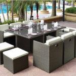 Фото-летеная мебель Barbados brown grey