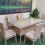 Фото-Aura beige 6 Мебель из искусственного ротанга