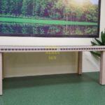 Фото-Aurora beige 200 Стол из искусственного ротанга