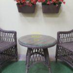 Фото-Beatrix Sunlinedesign Плетеная мебель