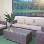 Фото-Плетеная мебельAdagio beige set