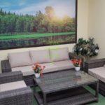 Aria Садовая мебель ротанг