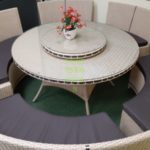 China beige Плетеная мебель обеденная