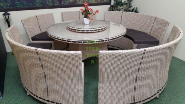 Фото-Садовая мебель China beige