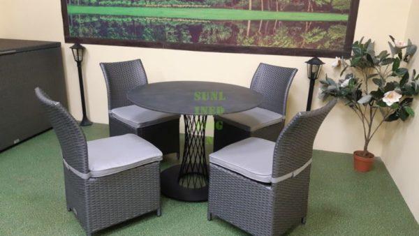Фото-Плетеная мебель Lotus set 4