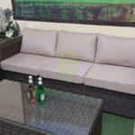 Louisiana royal Мебель плетеная для отдыха set 1