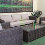 Louisiana royal Плетеная мебель set 1