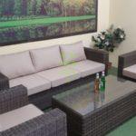 Louisiana royal Ротанг мебель комплект set 1