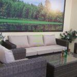 Louisiana royal Садовая мебель ротанг set 1